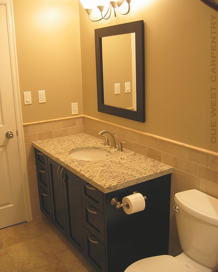 Due west carpentry renovations ltd outstanding for West shore bathroom renovations