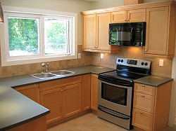 Due West Carpentry And Renovations Ltd Kitchen